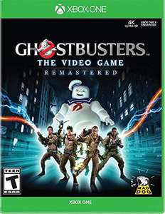 Amazon MX - Ghostbusters The Video Game Remastered - Xbox One