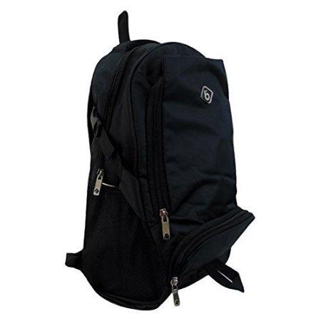 AMAZON: Gris Backpack Mochila Escolar Juvenil Ejecutiva Bagsfly Porta Laptop 15 a $295 y envio gratis(vendida por un tercero)
