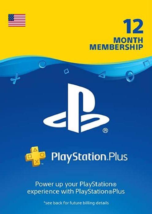 CDkeys: 12 meses de Playstation Plus