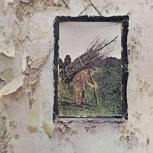 "Google Play: disco ""Led Zeppelin IV (Remastered)"" a tan sólo $15"