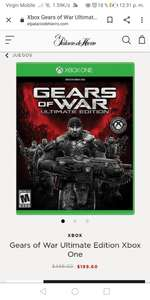 Palacio de Hierro: Gears of War ultimate edition xbox one
