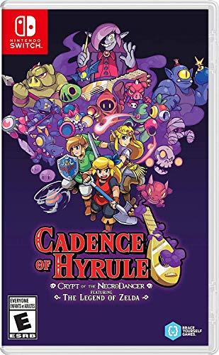 Amazon: Cadence of Hyrule, Edición Física con todos los DLCs