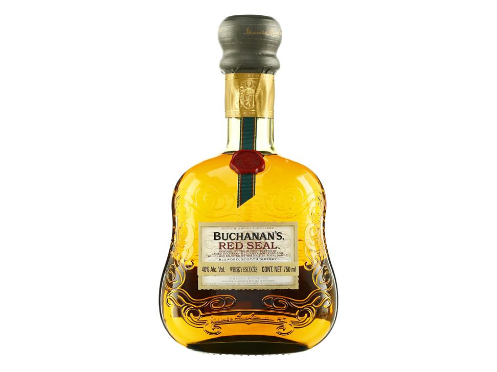 Liverpool tienda en línea: Whisky Buchanan's Red Seal 750 ml