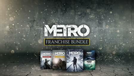 GOG: Metro Franchise Bundle