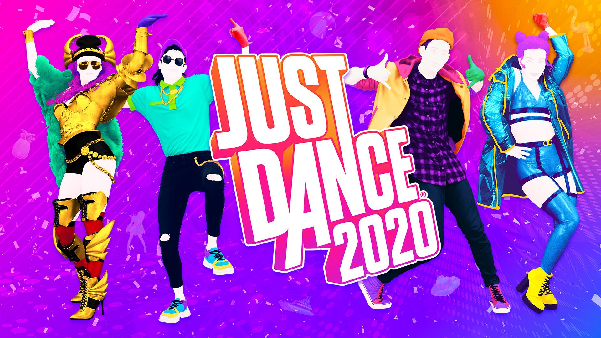 Nintendo eShop: Swich Just Dance 2020 ONLINE