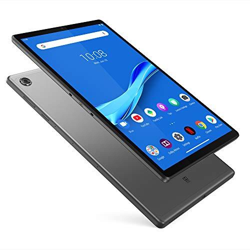 """Amazon: Lenovo Tab M10 Plus, Tablet Android FHD de 10.3"""", 64 GB de Almacenamiento y 4 GB de RAM, Gris"""
