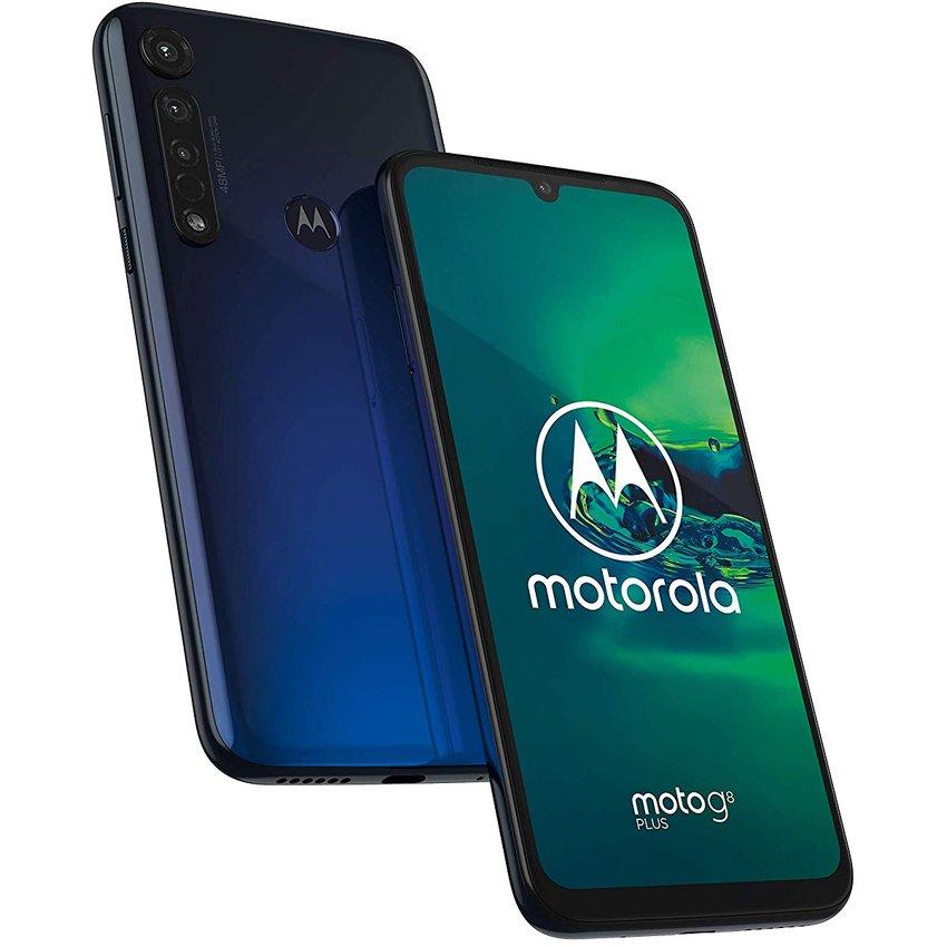 Linio: Moto G8 Plus dual 64GB Azul