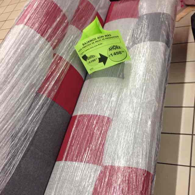 Comercial Mexicana: sofá cama a $1,498