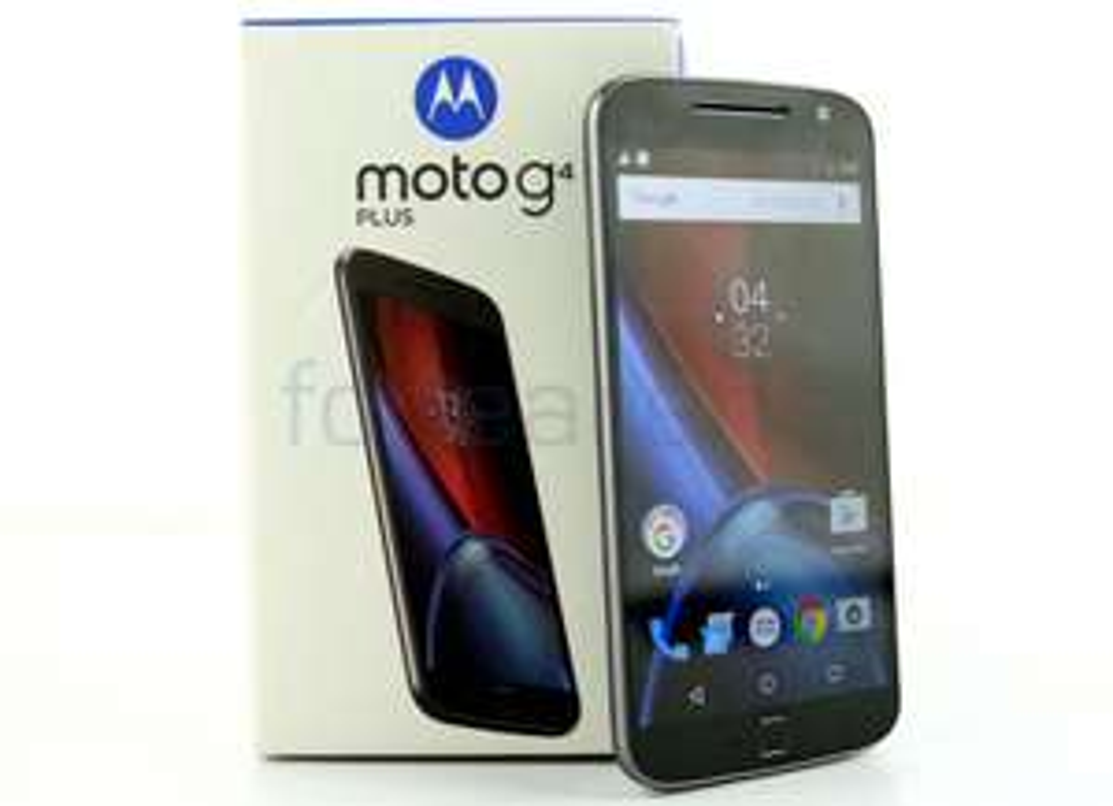 Elektra en linea: Moto G4 Plus + 12 meses sin intereses