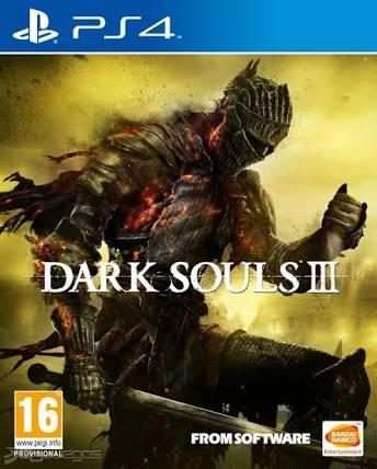 Amazon: Dark Souls 3 para ps4 a $752, importación