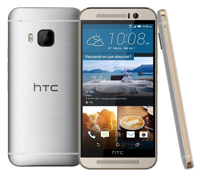 Best Buy en línea: HTC - One M9 a $11,450