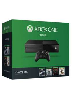 Game Planet. Xbox One 500Gb Elige tu juego a $5,950