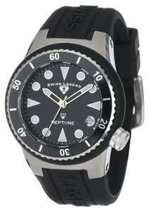 Amazon: reloj Swiss Legen Neptune 11840D-01 a $687