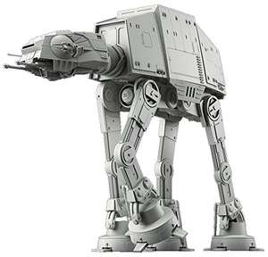 Amazon: Bandai Hobby Star Wars 1/144 AT-AT Walker Building Kit