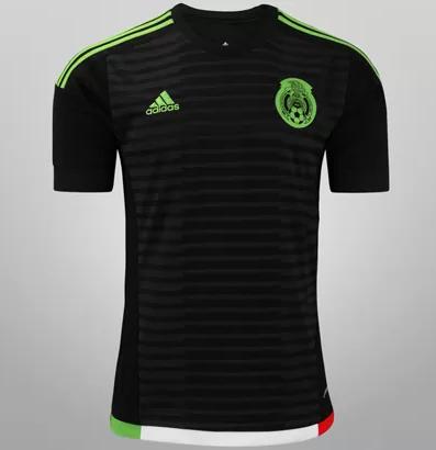 Netshoes: Jersey Adidas Selección de México Casa 2015