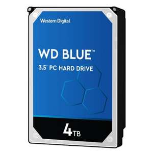 Digitalife: Disco Duro WD Blue 4TB