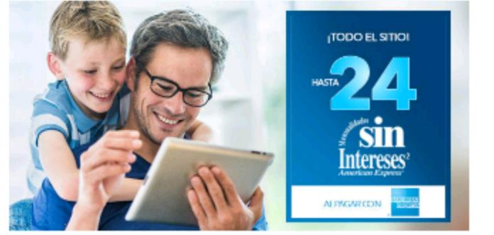 Best Buy en línea: Martes Online, hasta 24 MSI con American Express