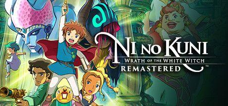 Steam: Ni No Kuni remastered Edition.