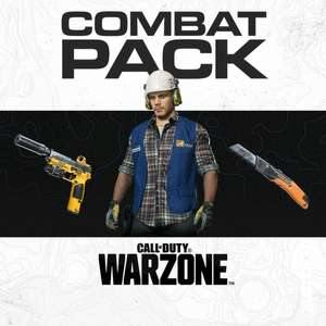 PSN - Call of Duty Warzone™ - Paquete de Combate GRATIS (Temporada cinco recargada) PS+ para ps4