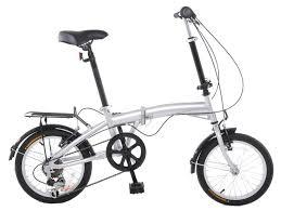 Amazon: Bicicleta Plegable Apex - Shimano 6 vel