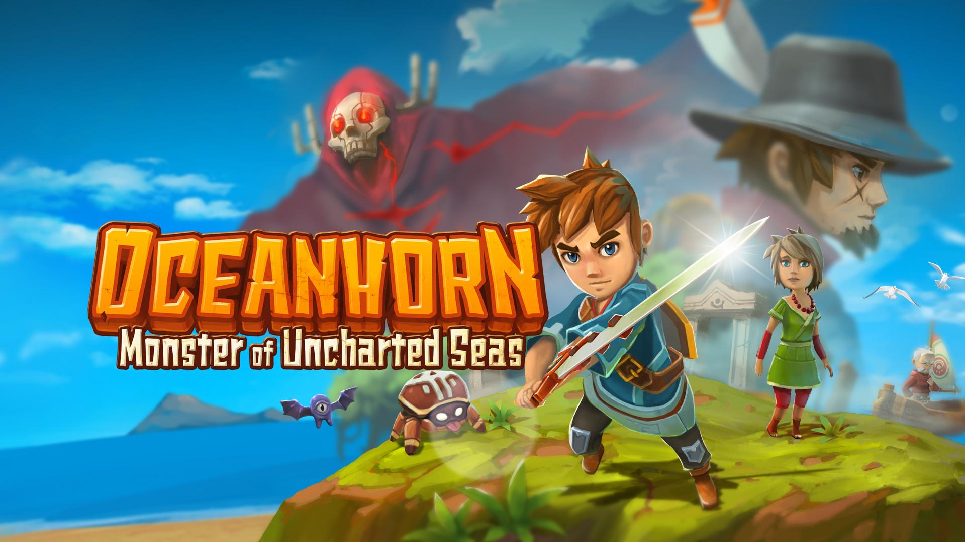 Nintendo eShop: Oceanhorn para Nintendo Switch -50%