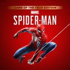 PSN: Spider-Man: Game of the Year Edition