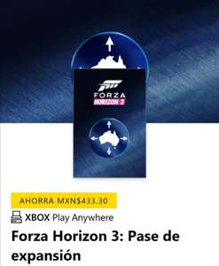 Microsoft Store: Forza Horizon 3 Expansion Pass