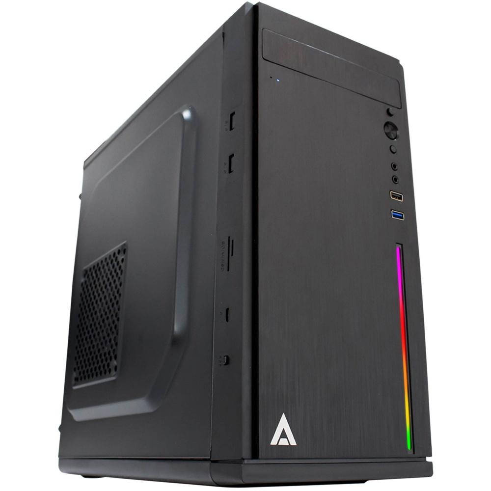 cybepuerta+ paypalfest BANORTE 15% TC: PC Gaming CM-05015, AMD Ryzen 5 3400G 3.70GHz, 8GB, 240GB SSD