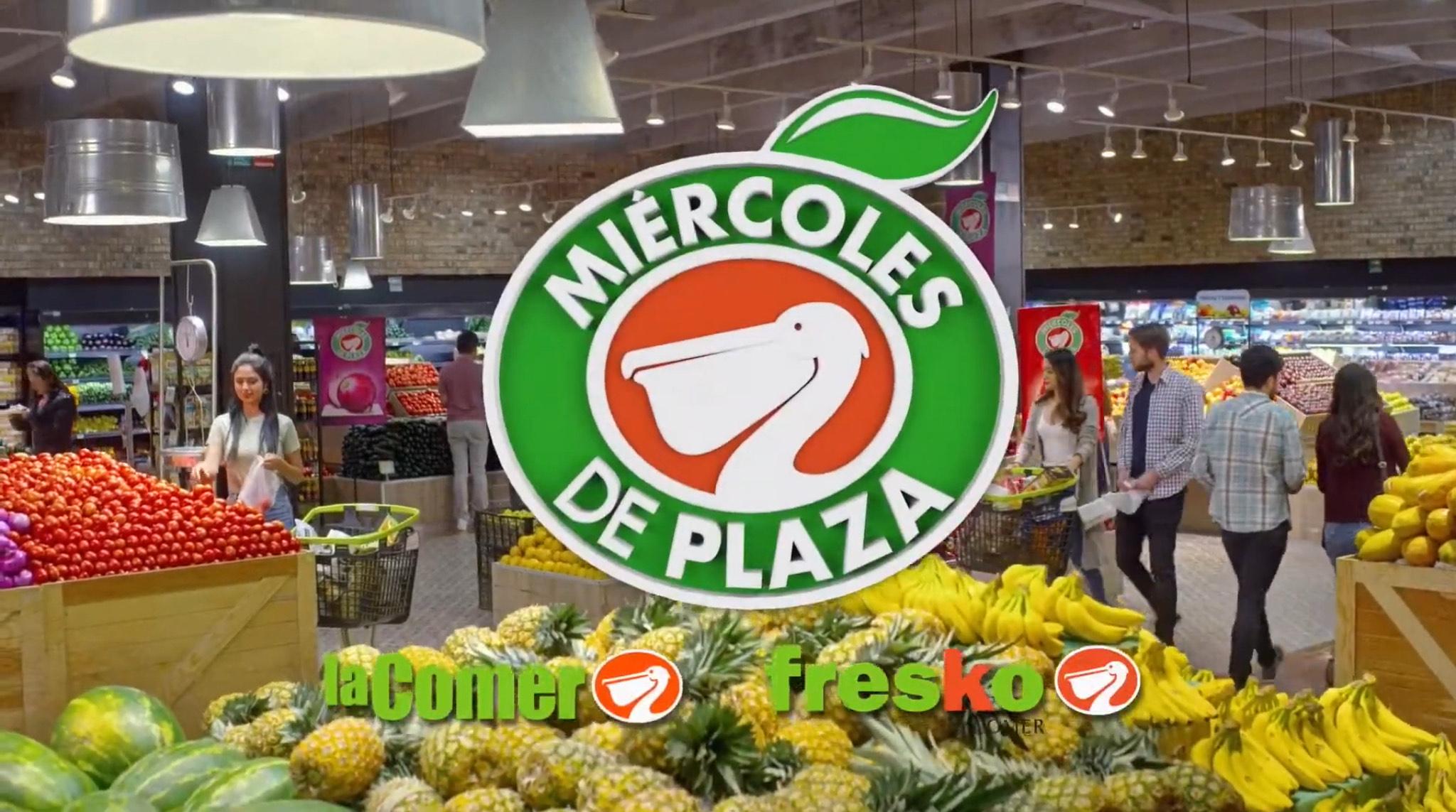 La Comer: Miércoles de Plaza 09 Septiembre | Piña Miel, Uva Red $19.90kg; Aguacate Hass, Pera D'Anjou $36.90kg y más...