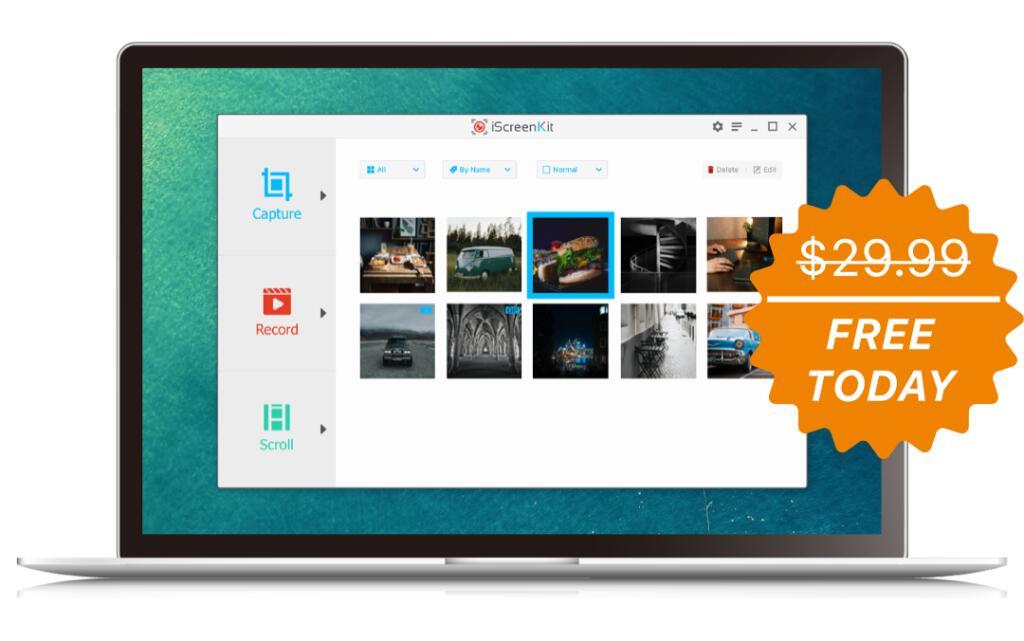 Software de grabación de pantalla y captura de pantalla todo en uno