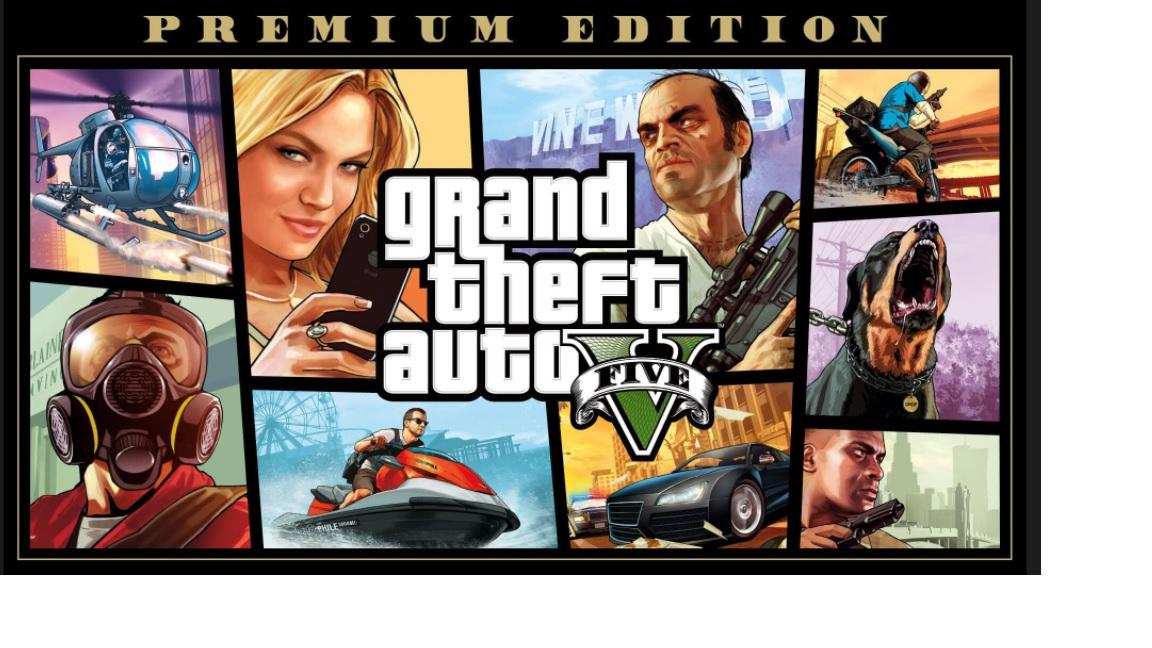 Epic Games GTA V Premium Edition PC