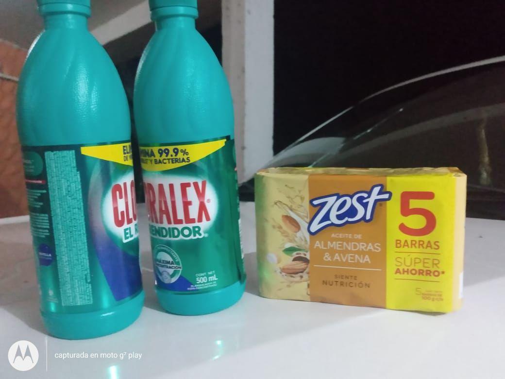 Walmart cloralex 500 ml