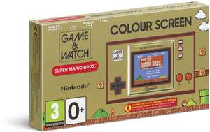 Game & Watch (Preventa) Amazon Reino Unido, envio a Mexico.