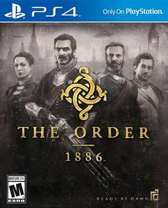 PlayStation Store: The Order: 1886