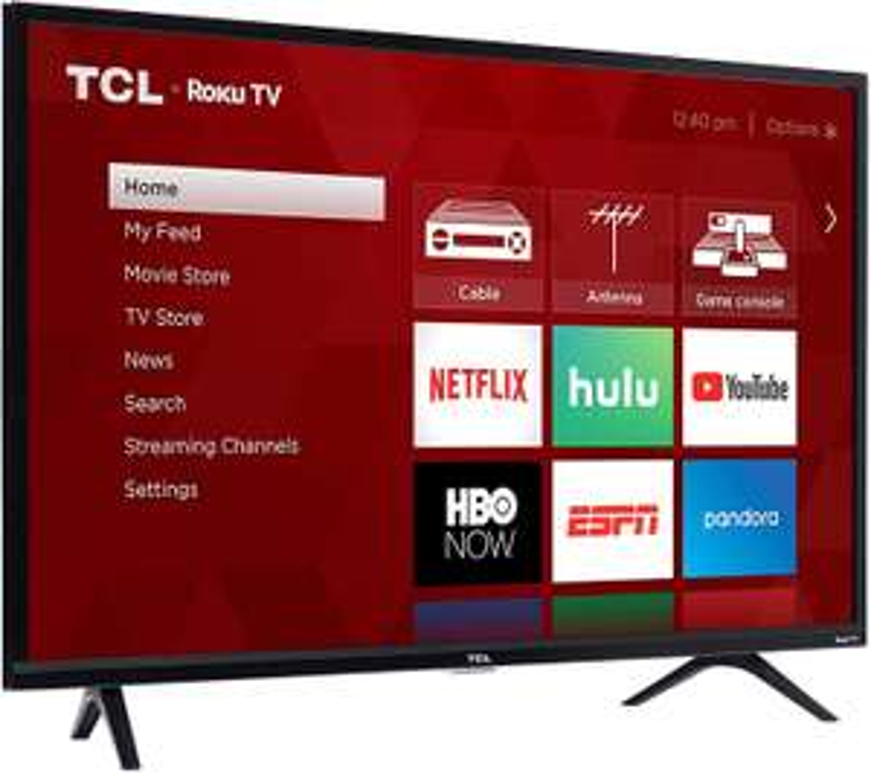 "Linio: Smart TV TCL 32"" Roku (con PayPal)"