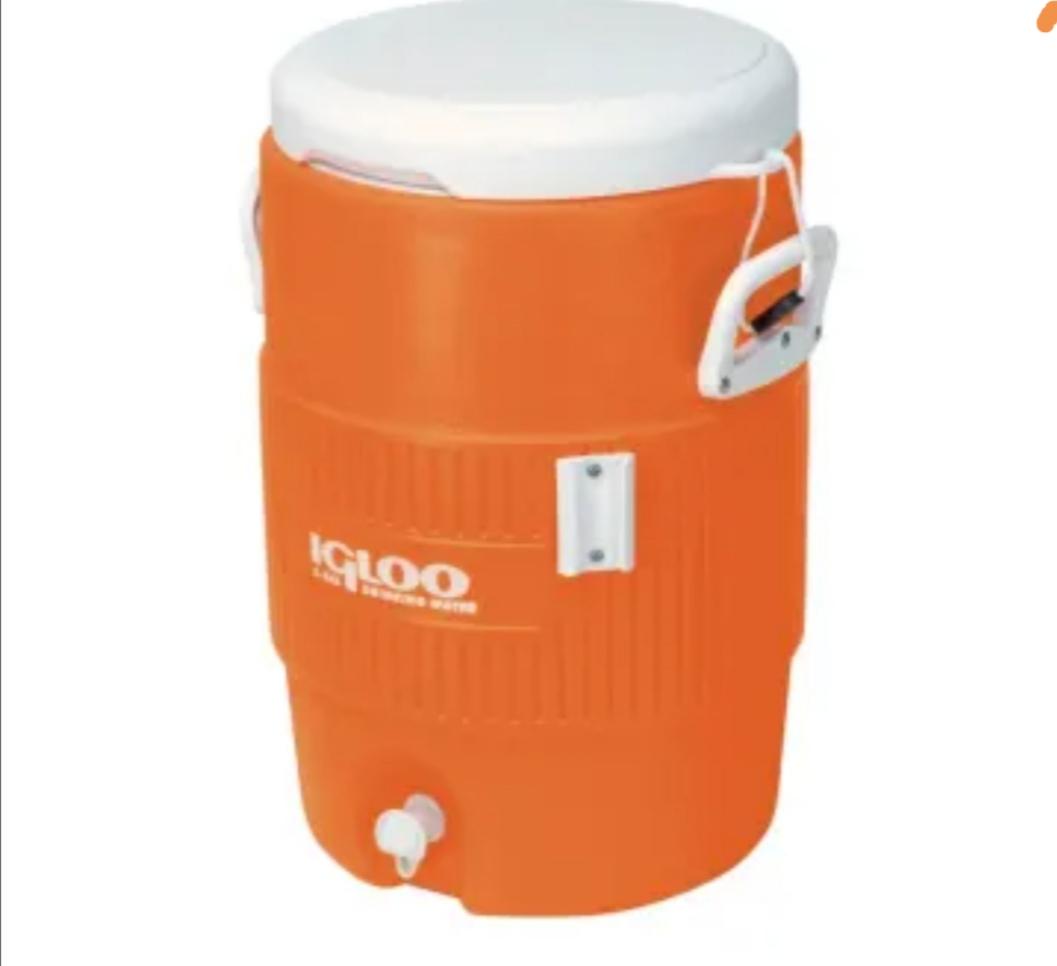 Sam's Club: termo igloo 5 galones
