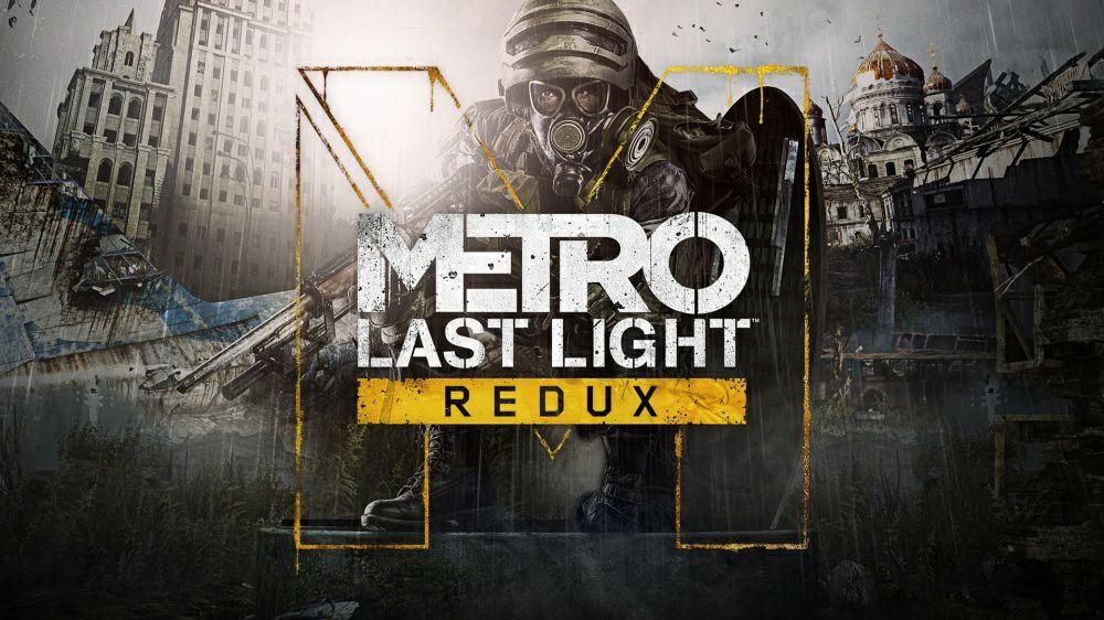 Epic Games: Metro Last Light Redux