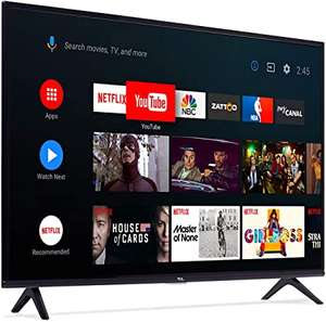 Amazon: Pantalla TCL 32¨ HDR, Android TV, Google Assistant