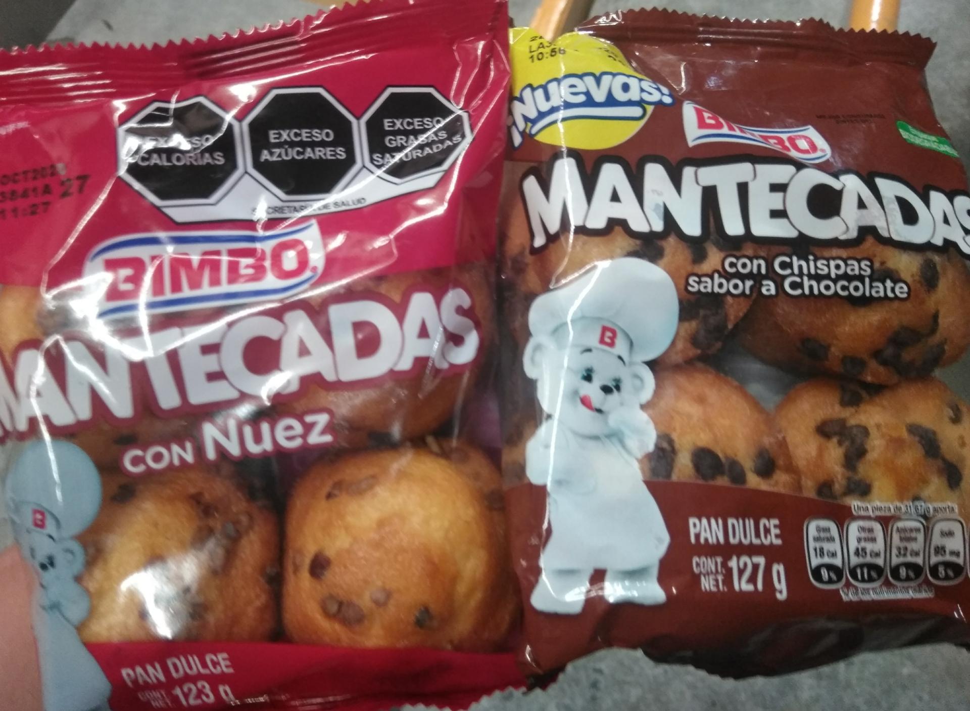 Oxxo: Variedad de Mantecadas 2 paquetes por 22 pesos.