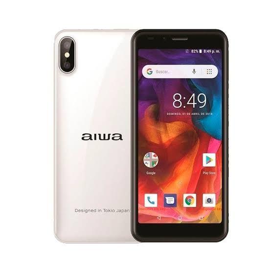 Chedraui: Teléfono básico Aiwa M5