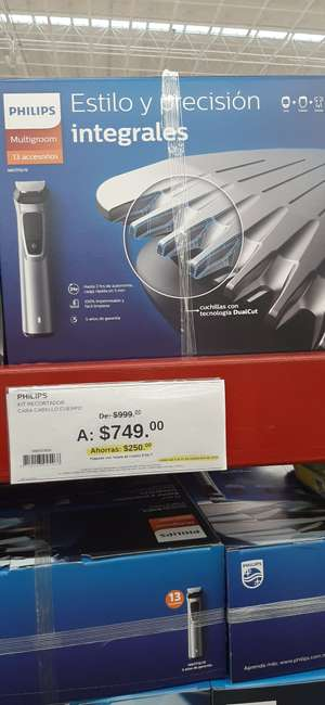 Sam's Club: Rasuradora philips
