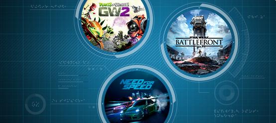 Rebajas en juegos de Origin: hasta un 75% de descuento en juegos de éxito