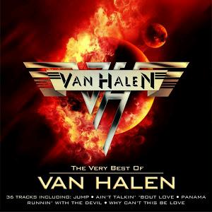 """Album """"The very best of Van Halen"""" 36 rolas por $65"""