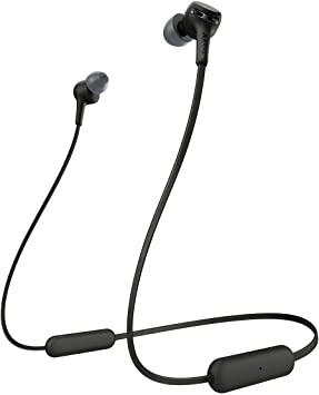 Amazon: Sony WI-XB400 - Audífonos inalámbricos In-Ear con micrófono para llamadas con manos libres , Azul