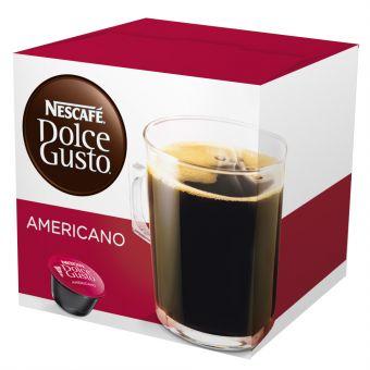 Linio: Cápsulas Dolce Gusto sabores Americano, Skinny Cappuccino y Espresso Intenso