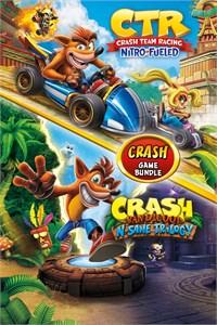 Xbox: Lote Crash Bandicoot™: N. Sane Trilogy + CTR Nitro-Fueled