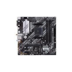 Cyberpuerta: Tarjeta Madre ASUS Micro ATX PRIME B550M-A (WI-FI), S-AM4, AMD B550, HDMI, 128GB DDR4 para AMD