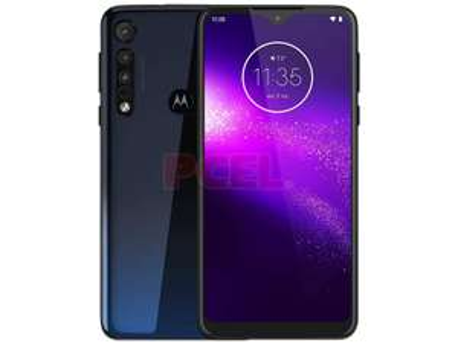 Pcel: Motorola One Macro 4gb 64gb MediaTek Helio P70 Octa Core (2.0 GHz)