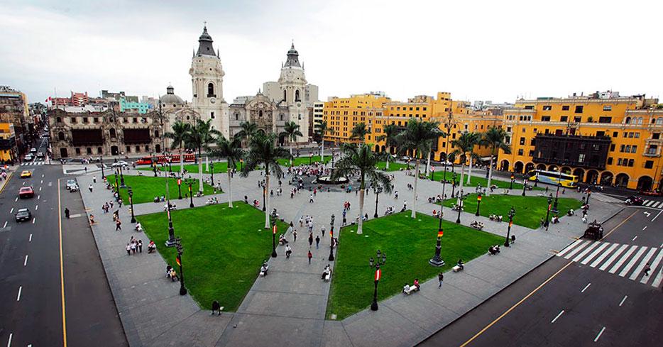Interjet: Vuelo redondo MEX-Lima $2,945