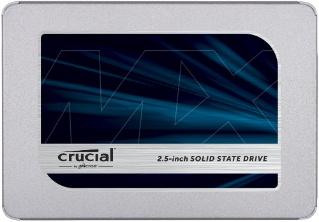 "CyberPuerta: SSD Crucial MX500 500GB (SATA III, 2.5"")"